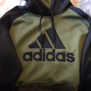 Size M adidas hoodie